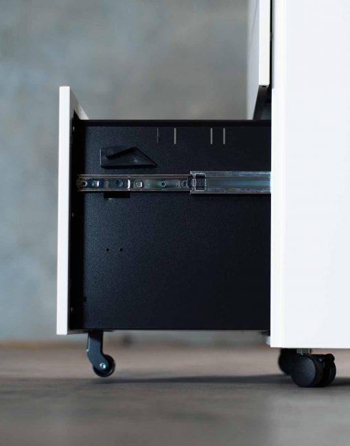 Mobile Pedestal White Mechanism-1